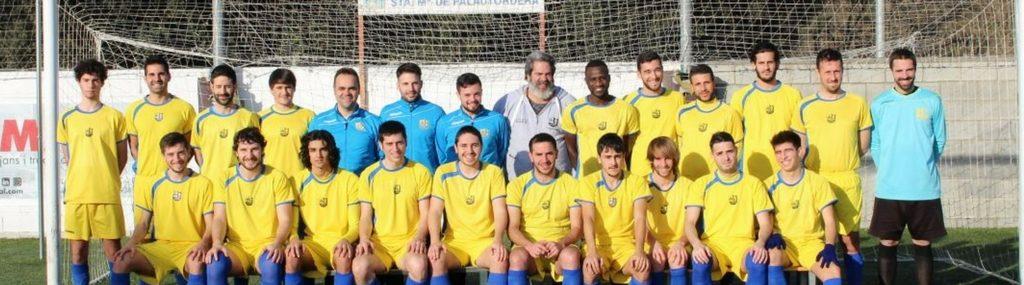 Primer equip masculi CF Palautordera