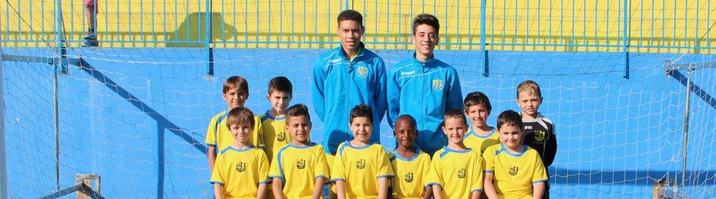 Prebenjamí CF Palautordera