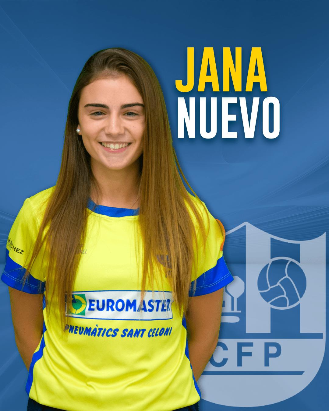 Jana Nuevo