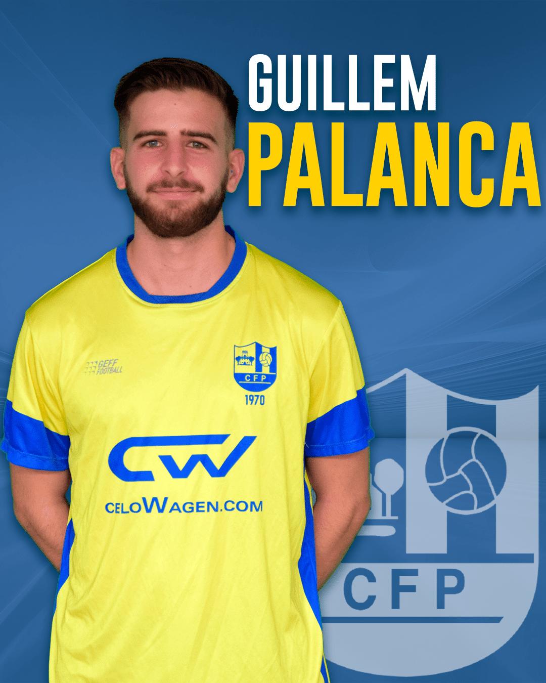 Guillem Palanca - Jugador del 1r equip masculí