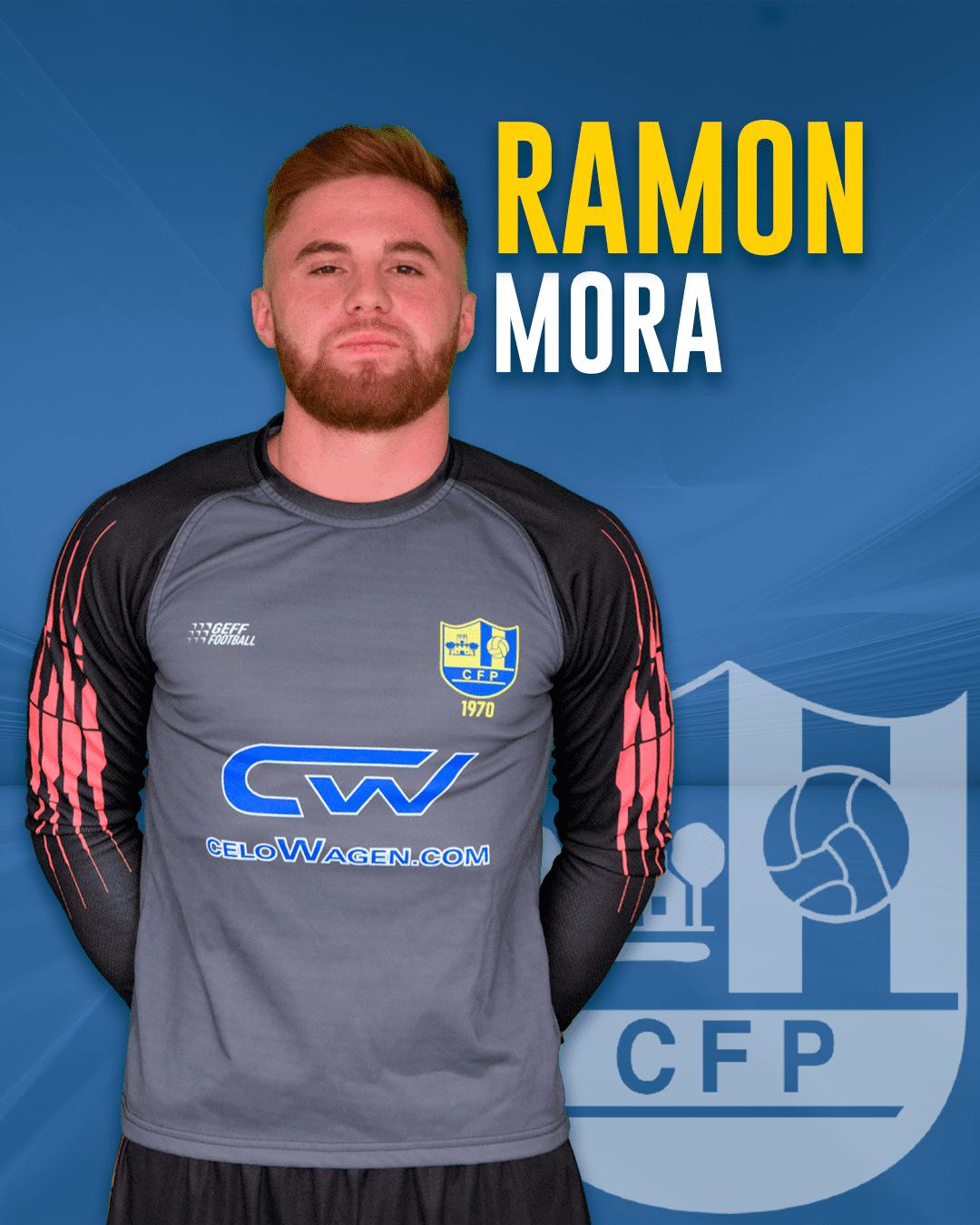 Ramon Mora - Jugador del 1r equip masculí