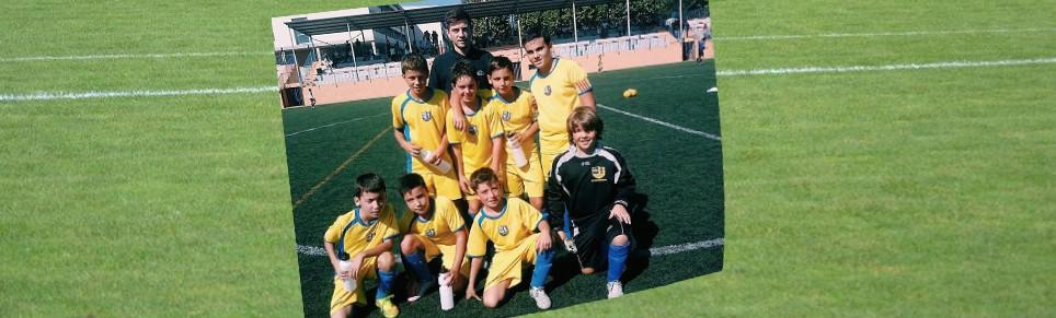 Cap de setmana de futbol per a l'Aleví A