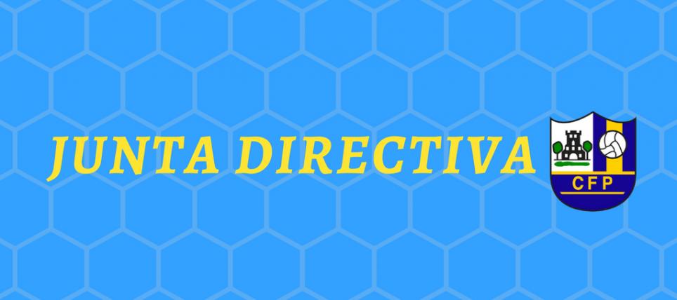Presentació de la Junta Directiva