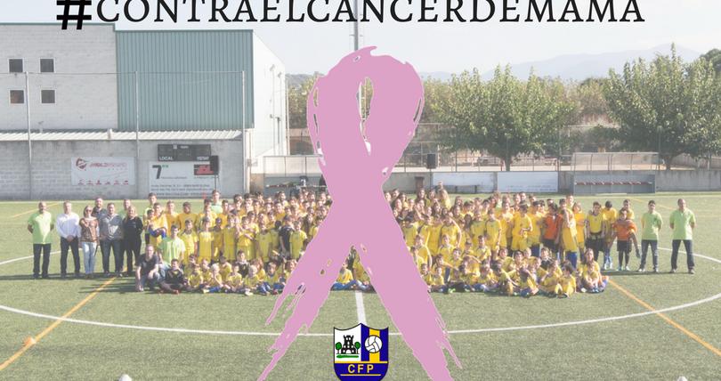 El C.F Palautordera contra el Càncer de Mama!