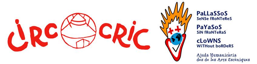 El CF Palautordera signa un acord de col·laboració amb el Circ Cric i Pallassos sense fronteres
