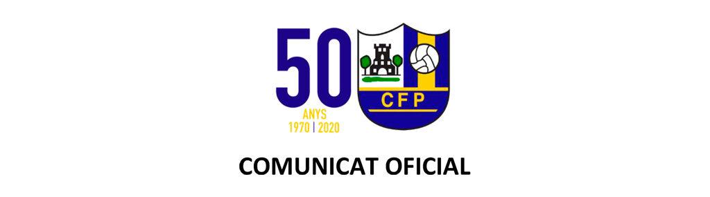 Comunicats oficials